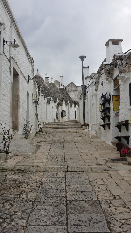 Alberobello - trulli, Apulia