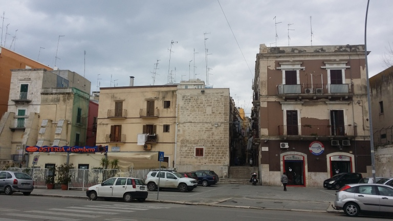 Bari - stare miasto, architektura