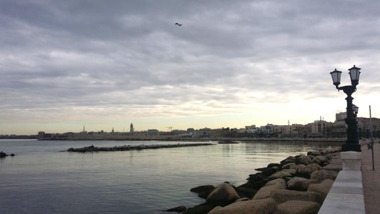 Bari, Apulia - piękne widoki