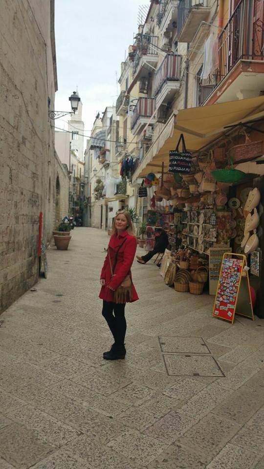 Bari, stare miasto