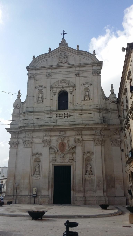 Basilica di San Martino, Martina Franca, Apulia