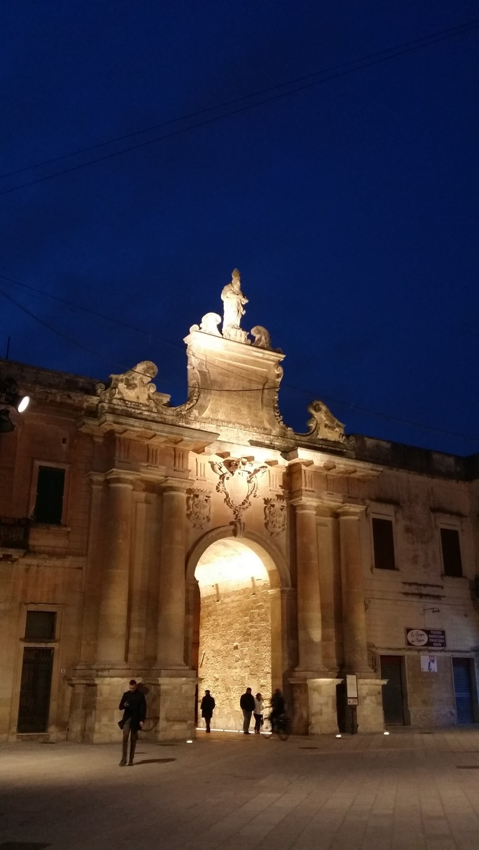 Lecce nocą