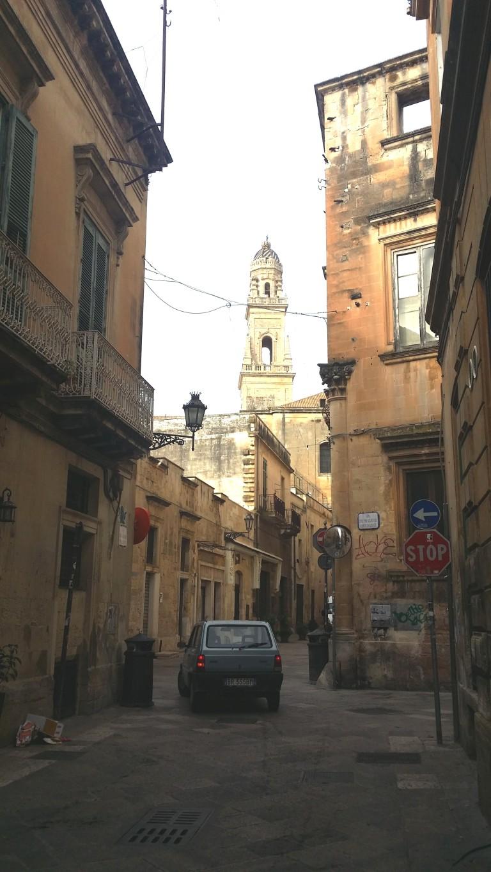 Lecce - stare miasto