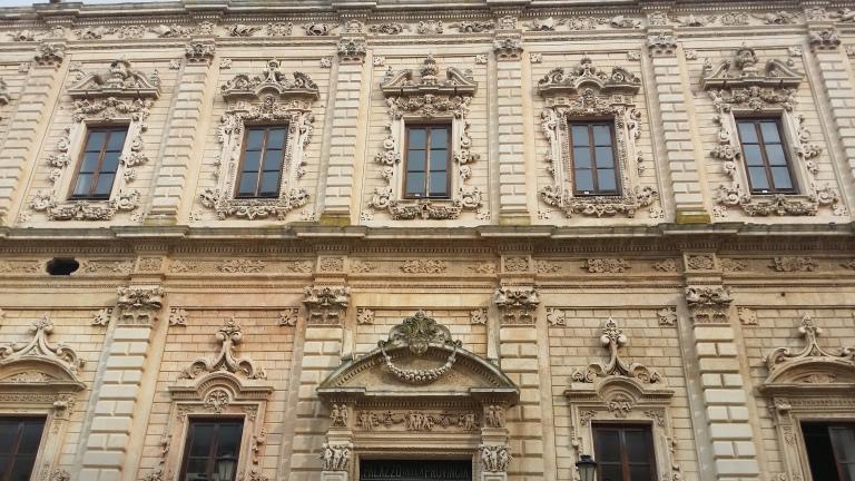 Lecce, architektura