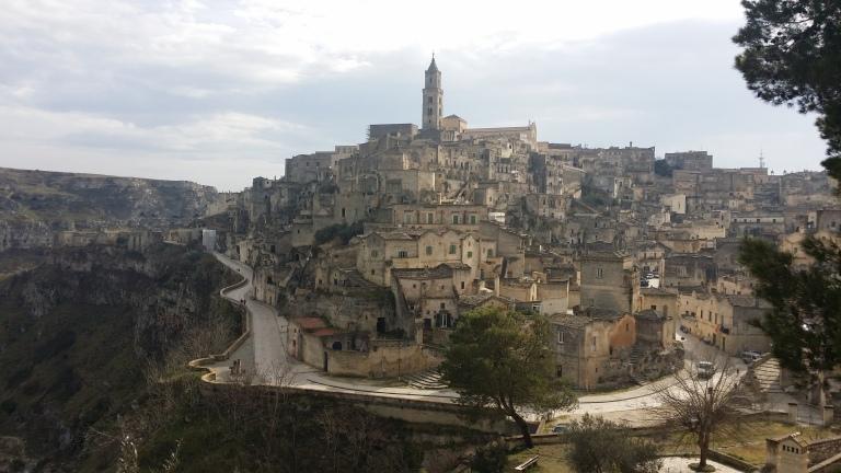 Matera - dziedzictwo UNESCO