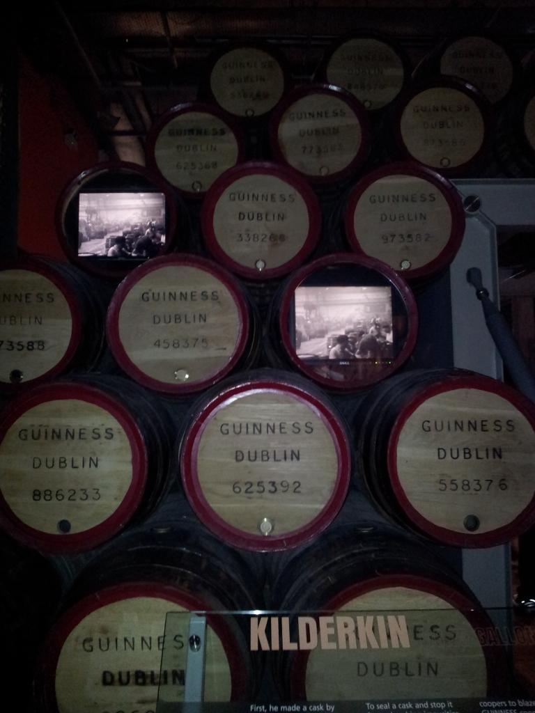 Muzeum Guinnessa w Dublinie