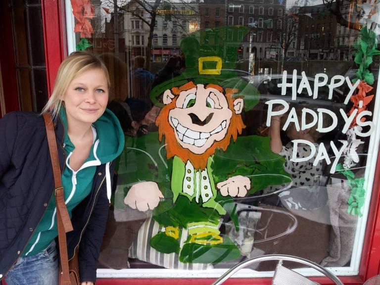 Dublin, dzień św. Patryka
