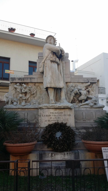 Polignano a Mare - centrum miasta