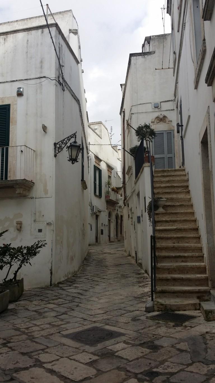 Martina Franca - stare miasto
