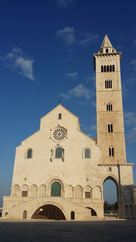 Trani - katedra San Nicola Pellegrino