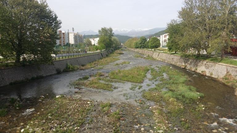 Błagojewgrad - rzeka