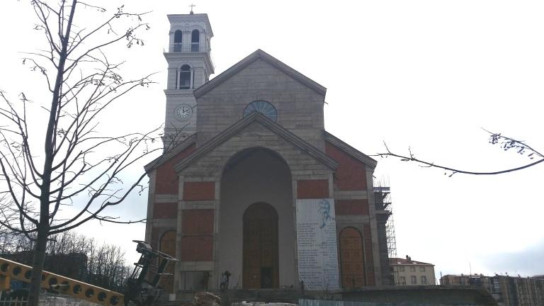 Katedra Matki Teresy w Prisztinie