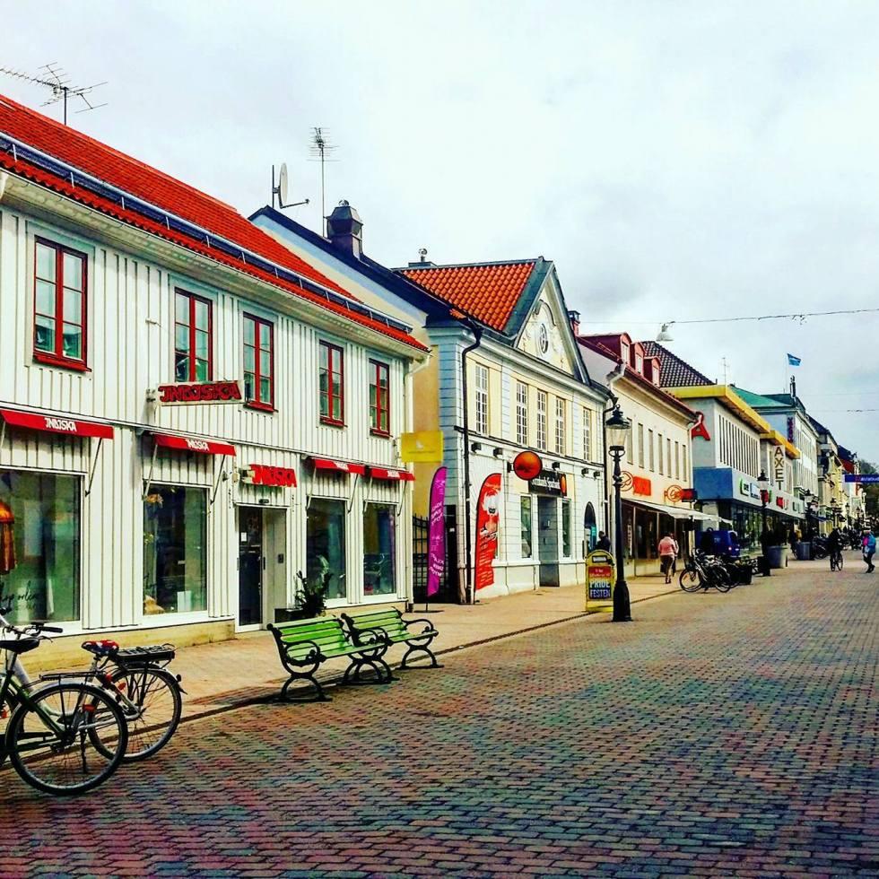 Storgatan Nyköping