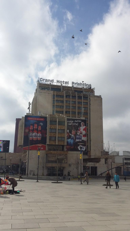 Prisztina Grand Hotel Prishtina