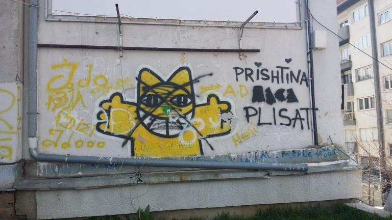 Prisztina centrum