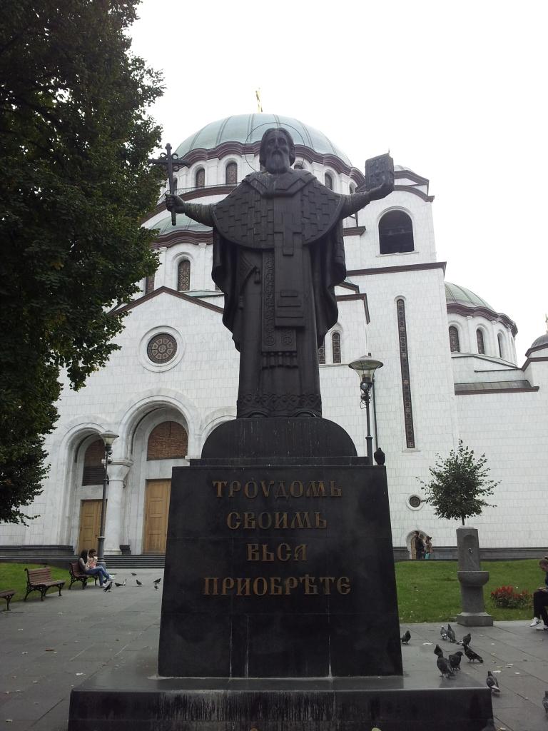 Cerkiew św. Sawy w Belgradzie