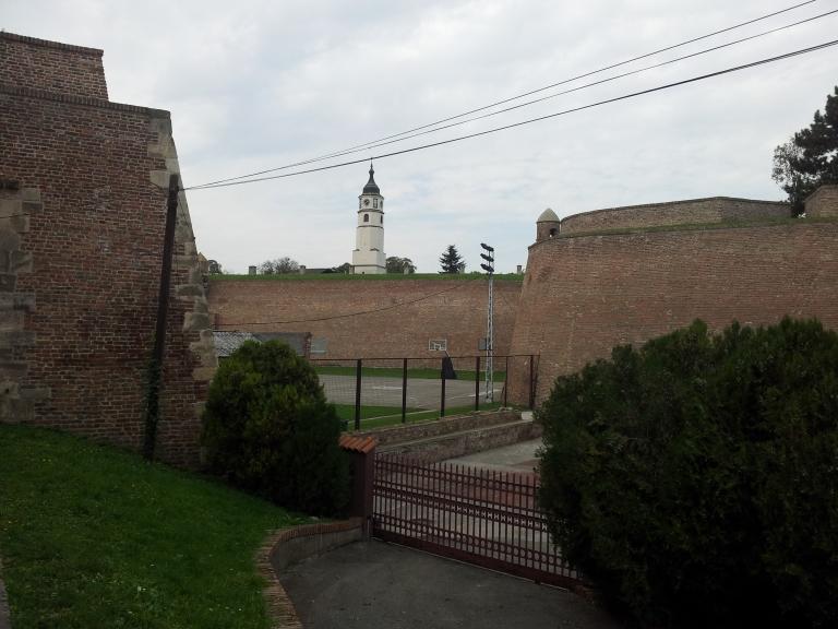 Kalemegdan w Belgradzie