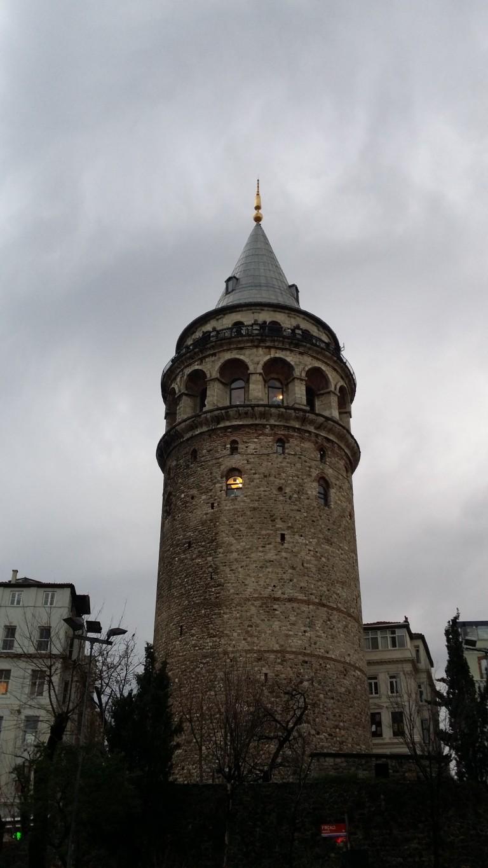 wieża Galata Tower