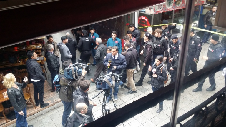 Zamach w Stambule, 19.03.2016