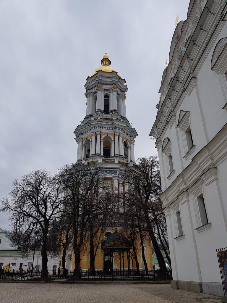 Wielka Dzwonnica, Lawra Peczerska