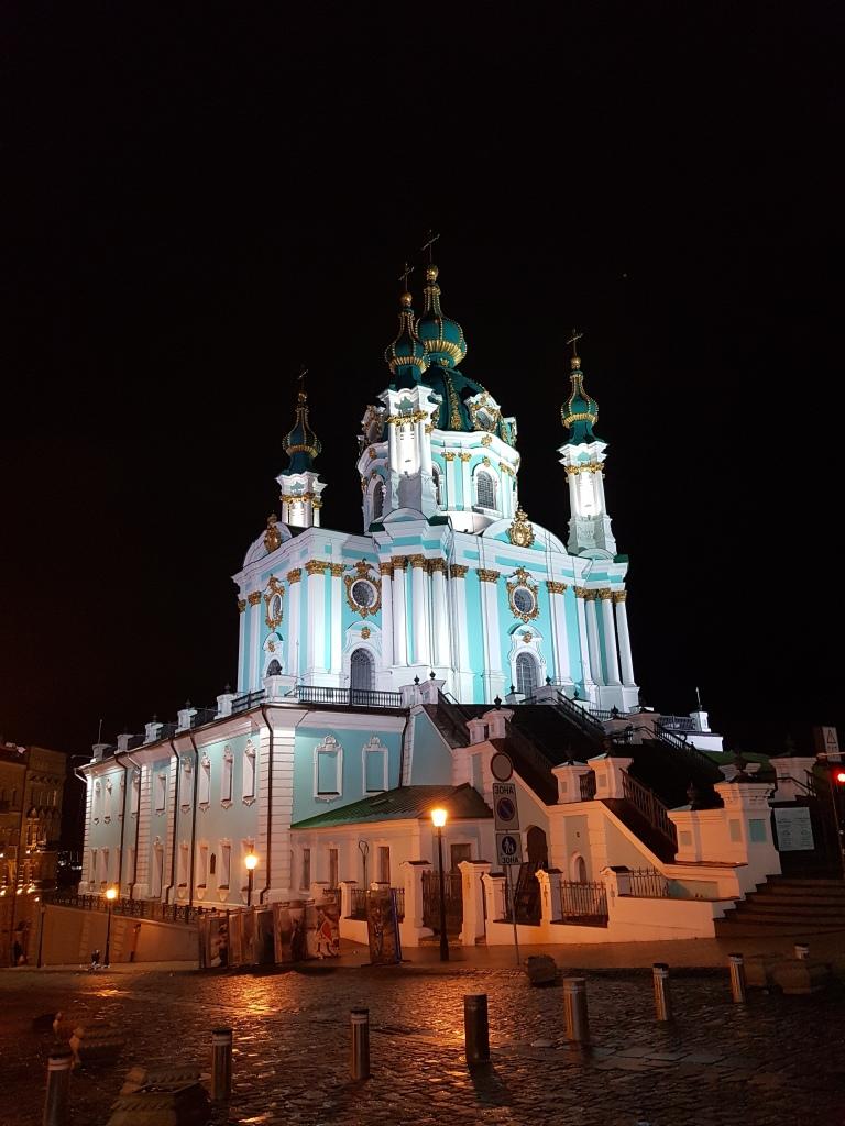 Cerkiew sw. Andrzeja Kijow