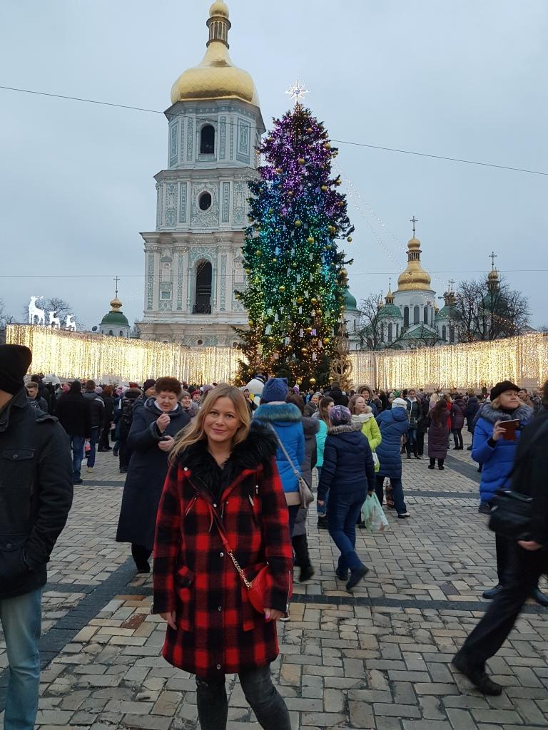Kijow boze narodzenie