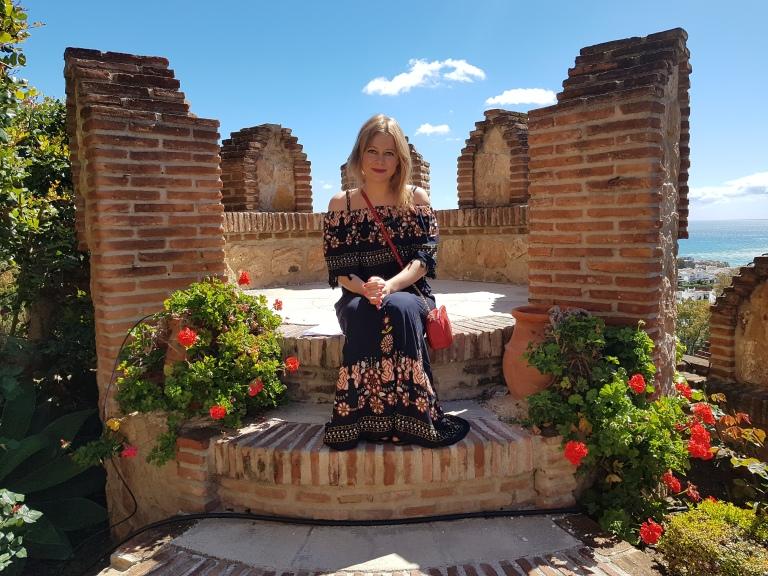 zamek Castillo de Colomares (2)