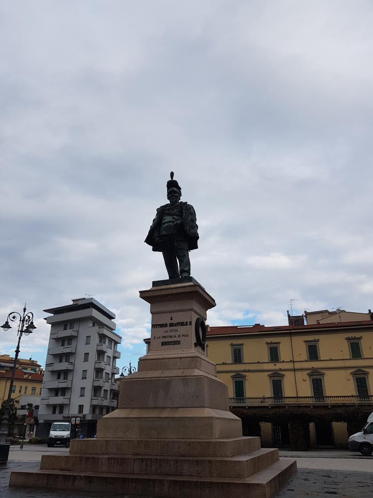 Pomnik Vittorio Emanuele II Piza