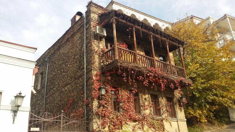 Gruzinskie balkony, Tbilisi