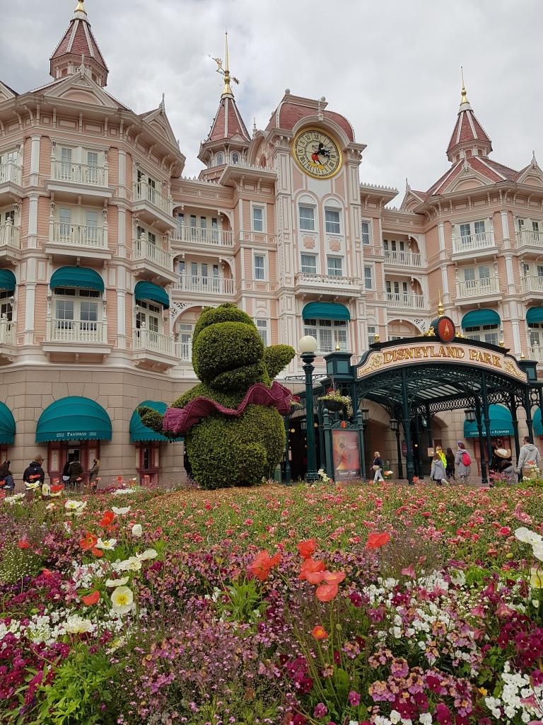 Disneyland w Paryzu, Francja