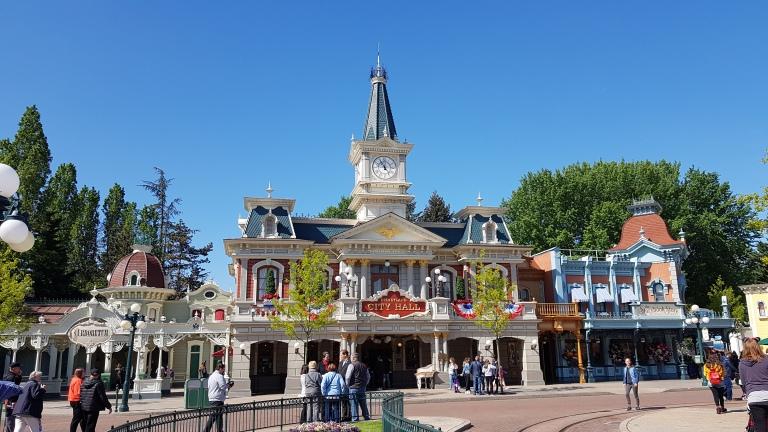 Disneyland w Paryzu