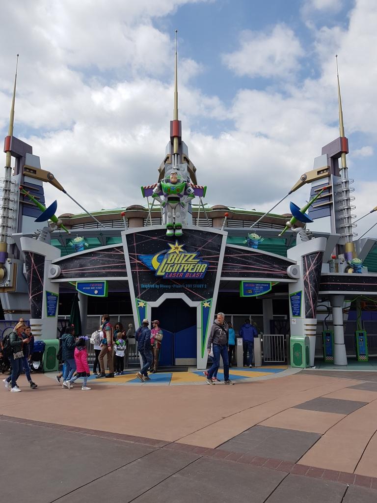 Toy Story Disneyland, Paryz