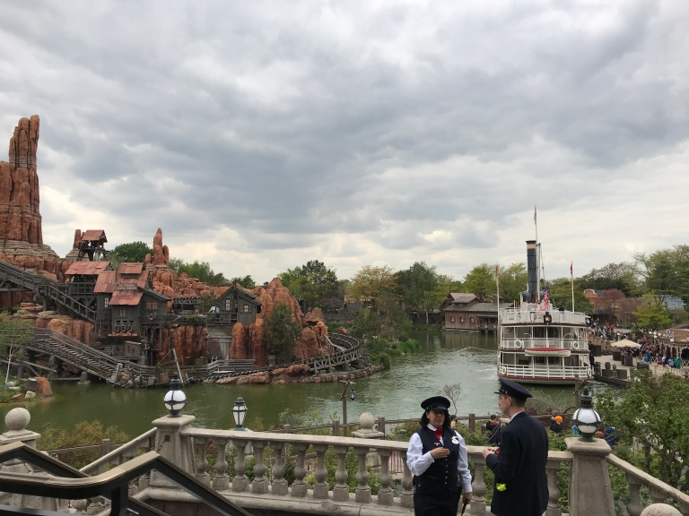 Frontierland, Thunder Mountain