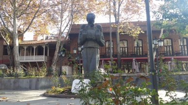 Tbilisi, pomniki