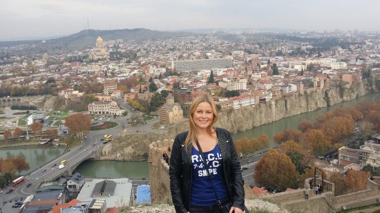 Tbilisi, Gruzja, atrakcje, twierdza