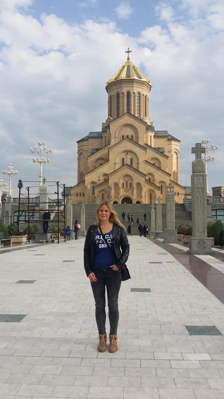 Tbilisi, katedra św. Trójcy